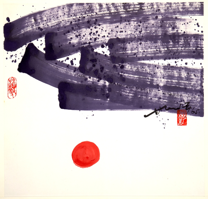 hsiao-chin_gathering-the-force-1-acrylic-on-paper-45-cm-x-45-cm-1965